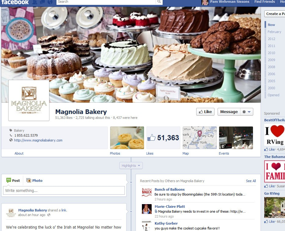Facebook Timeline - good for small businesses?
