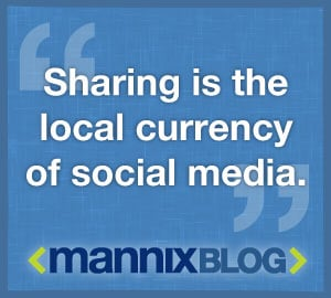 Social Media Currency Quote