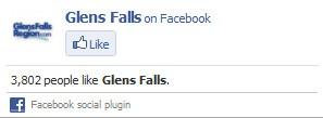 GlensFalls.com like box