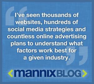 Mannix Blog quote