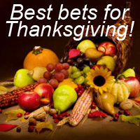 Best bets for Thanksgiving