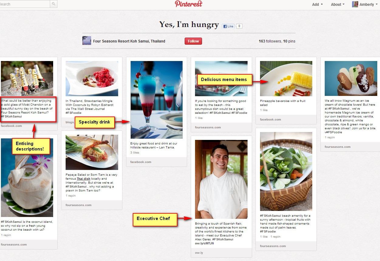 Pinterest Food Tips