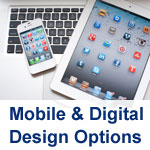 Differences between mobile sites, mobile apps and responsive website designs.