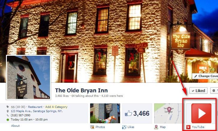 Old Bryan Inn Facebook Page