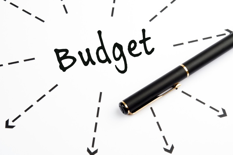 advertising and marketing budget