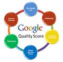 Google Quality Score chart