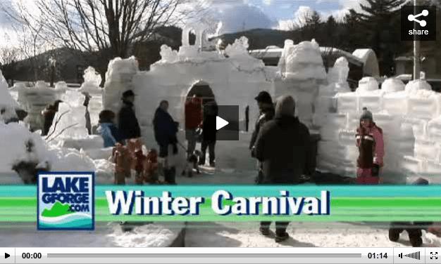 LakeGeorge.com Winter Carnival