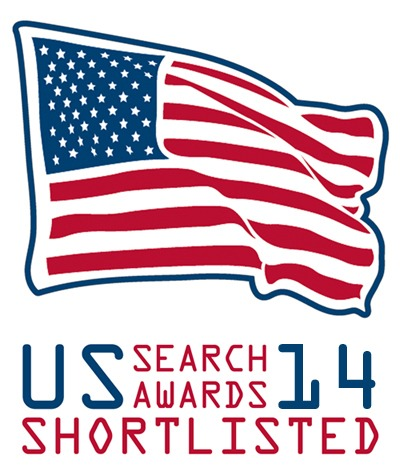 US Search Awards 2014 Logo