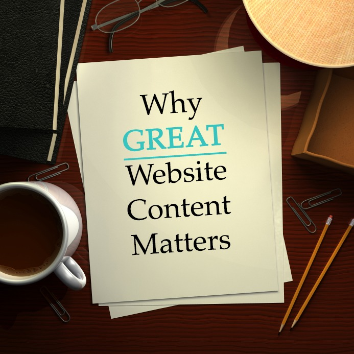 Why Great Website Content Matters