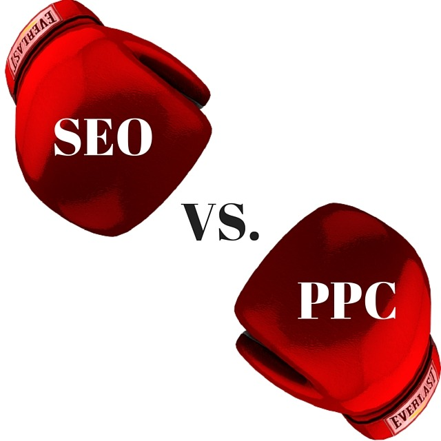 SEO v PPC Digital Marketing Strategy