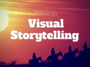 Visual Storytelling on Social Media