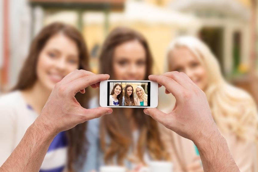 social media marketing photo video