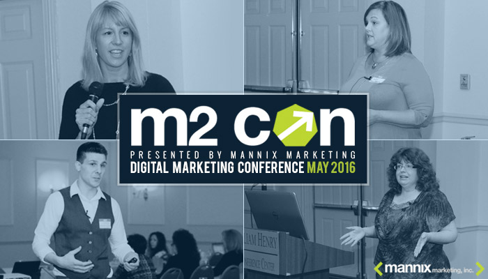 M2Con 2016 digital marketing conference NY