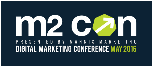 M2Con 2016 Digital Marketing Conference Logo