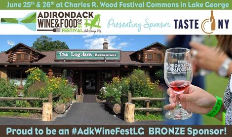 Adirondack Wine & Food Festival Sponsor