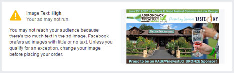 Facebook Image Text Rating