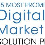 Mannix Marketing Top 25 Most Promising Digital Marketing Solution Providers