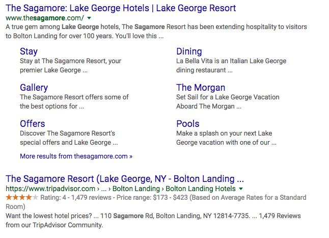 schema markup for hotels