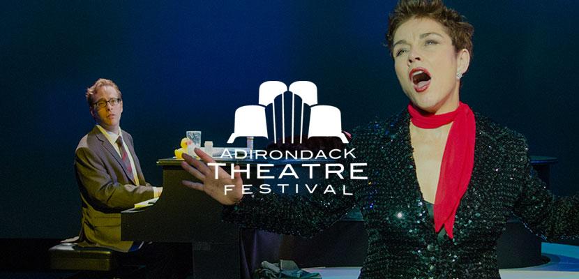 Adirondack Theatre Festival Related Website Design