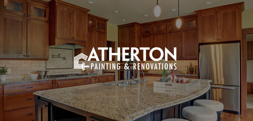 Atherton Painting and Renovations Related Website Design and Development