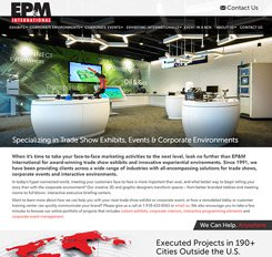 EP&M Website Design