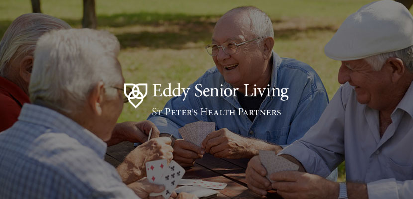Eddy Senior Living Communities Related Website Design and Development