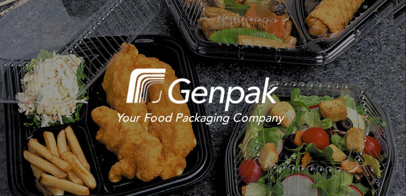 Genpak Related Website Design and Development