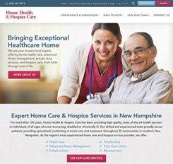 HHHC Website Design