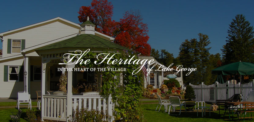 The Heritage of Lake George Related Website Design and Development