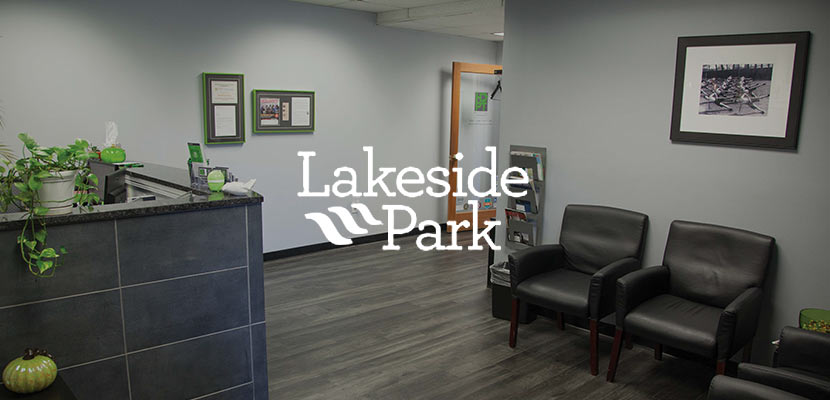 Lakeside Office Park Related Website Design and Development