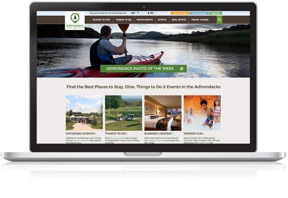 Adirondack.net Homepage