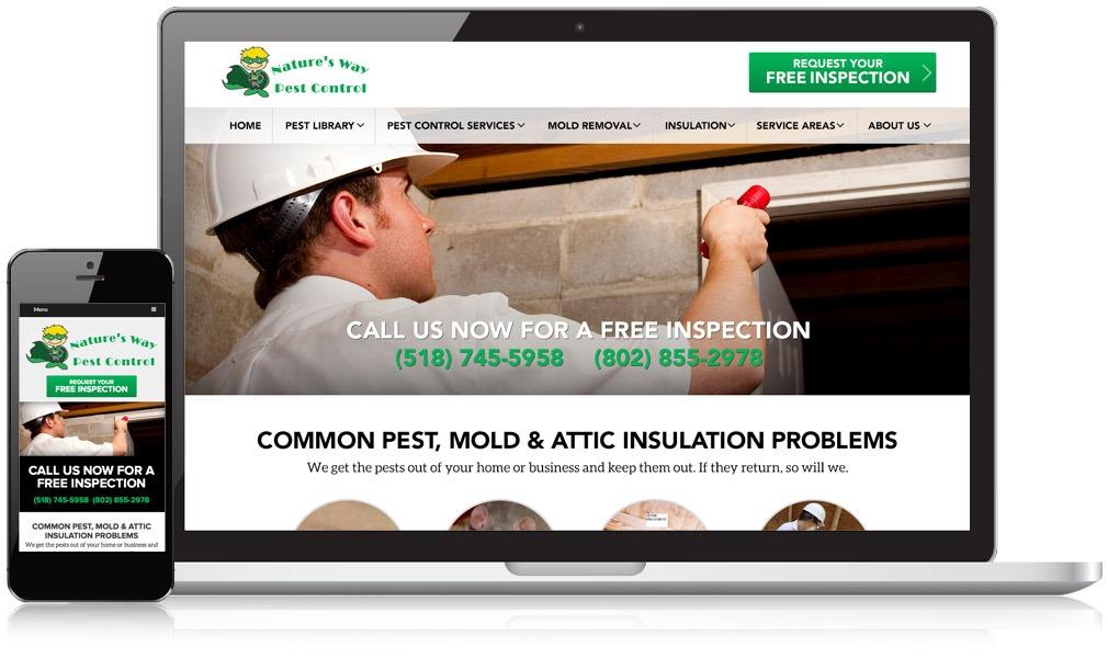 Seo Friendly Website Design Company In Glens Falls Mannix Marketing