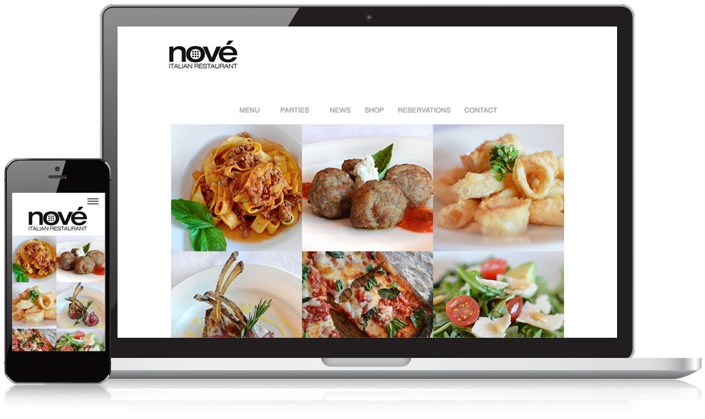 Laptop & Mobile Screens Of Nove