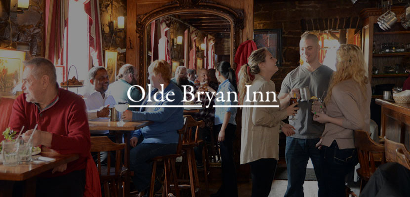 Olde Bryan Inn Related Website Design and Development