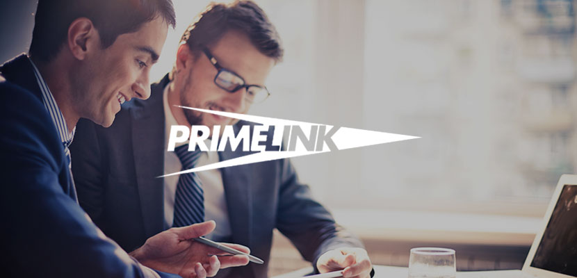 PrimeLink Related Website Design and Development