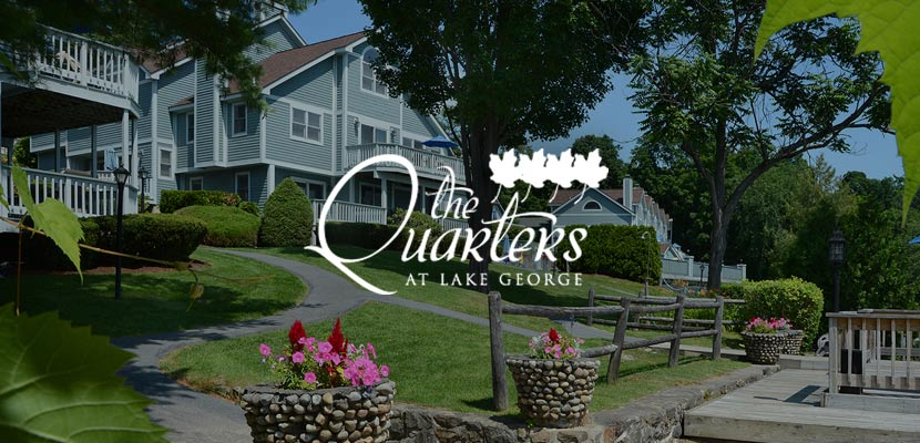 The Quarters at Lake George Related Website Design and Development