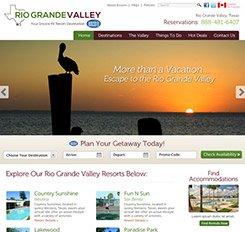 Rio Grand Valley Website Design