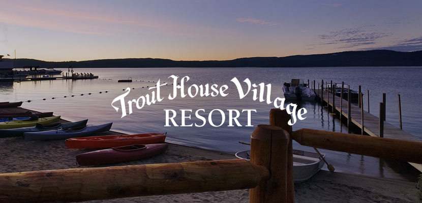 Trout House Village Resort Related Website Design and Development