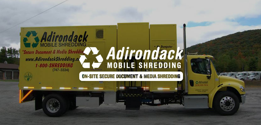Adirondack Mobile Shredding