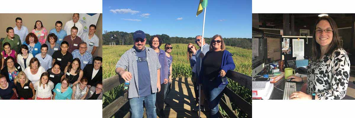 Best SEO Team Ever! - team at cornmaze