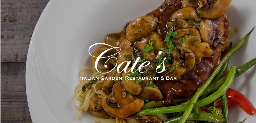 Cate's Italian Garden Restaurant and Bar