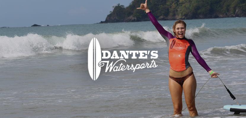 Dante's Watersports