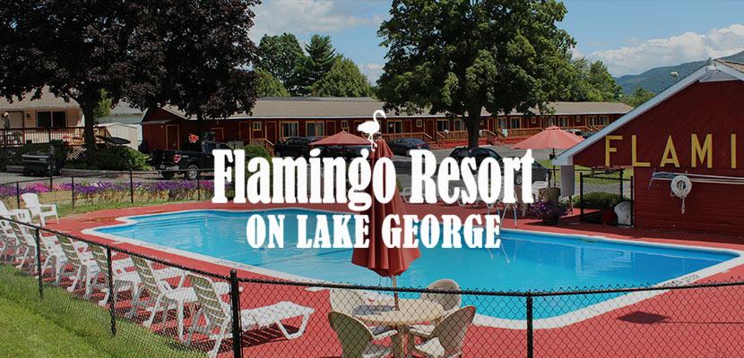 Flamingo Resort on Lake George
