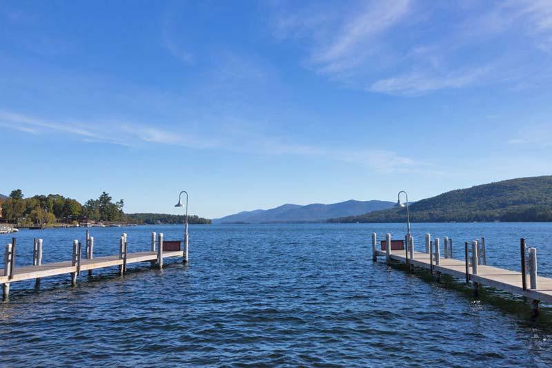 Lake George Docks