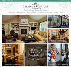 Saratoga Signature Web Design