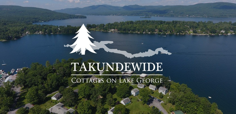 Takundewide Cottages on Lake George