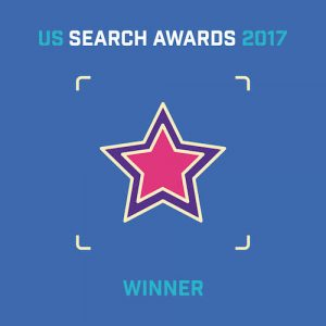US Search Award Winner 2017