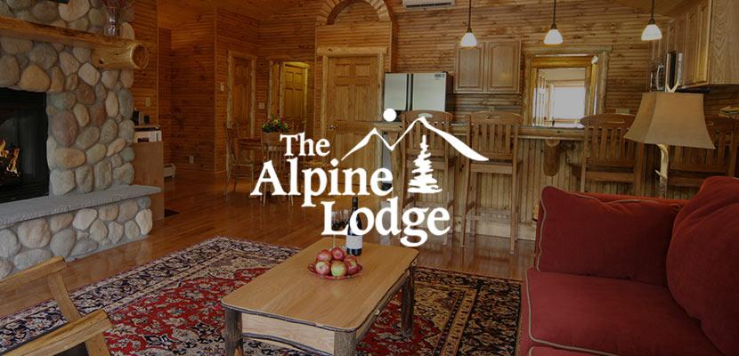 Alpine Lodge Related Website Design and Development