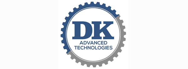 DK Advanced Technologies Logo Design