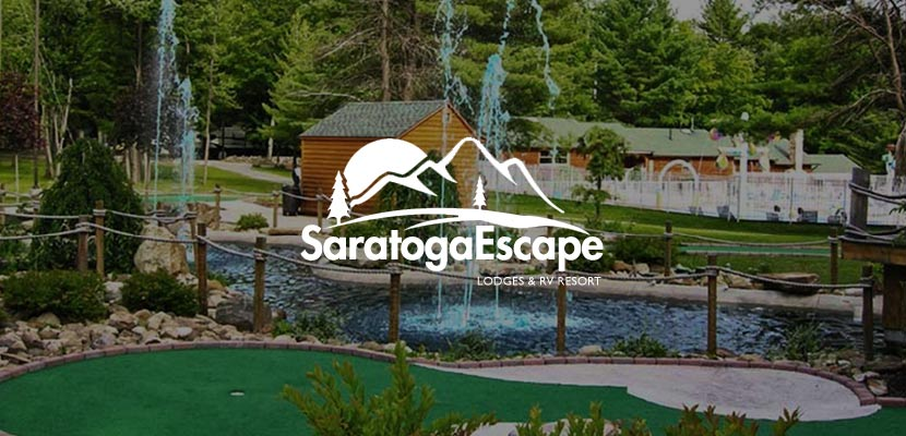 Saratoga Escape Lodge and RV Resort
